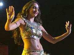 नोरा फतेही ने 'दिलबर' सॉन्ग पर इस अंदाज में किया Belly Dance, बार-बार देखा जा रहा है Video