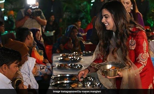 Isha Ambani, Anand Piramal Wedding: All You Need To Know About The Pre-Wedding Anna Seva Event