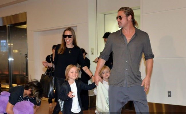 Brad Pitt and Angelina Jolie Reach Custody Agreement