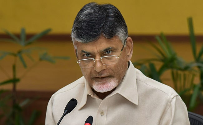 Chandrababu Naidu Says PM Is A 'Hollow' Man Who 'Spends A Tonne Of Money'