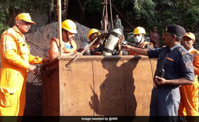 Navy Divers To Join Rescue Effort For Trapped Meghalaya Miners