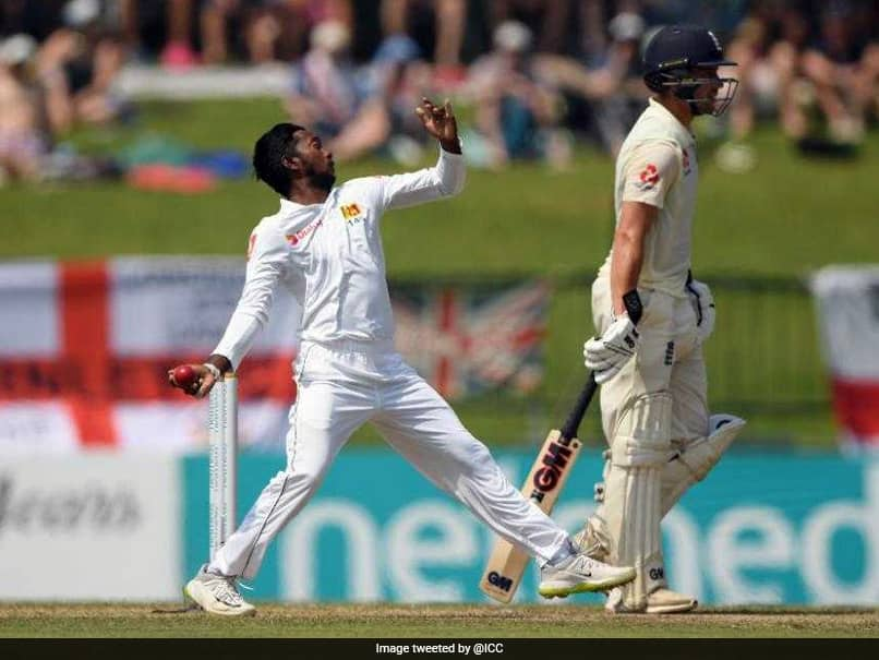 ICC Suspends Sri Lanka Off-Spinner Akila Dananjaya From Bowling Over Illegal Action