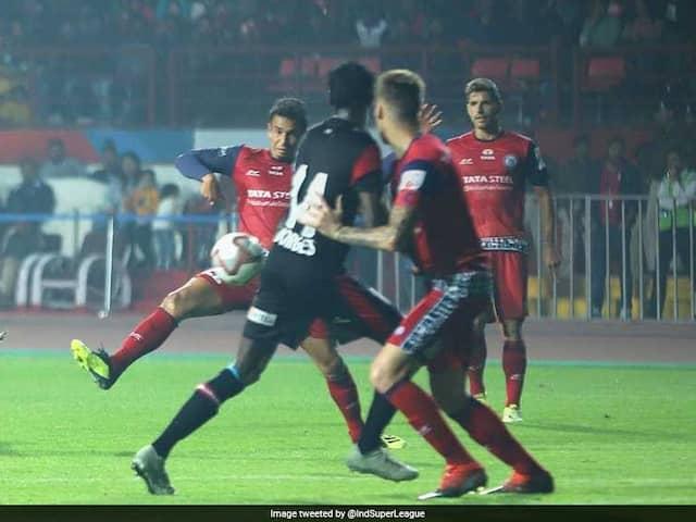 Indian Super League: NorthEast United Regain Second Spot After Goalless Draw Against Jamshedpur