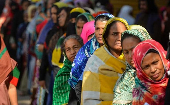 Voters Allege Being Barred From Polling Booths In Bangladesh