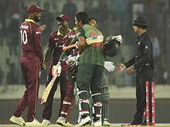 Mushfiqur Rahim Steers Bangladesh To Easy Win Against Windies In 1st ODI