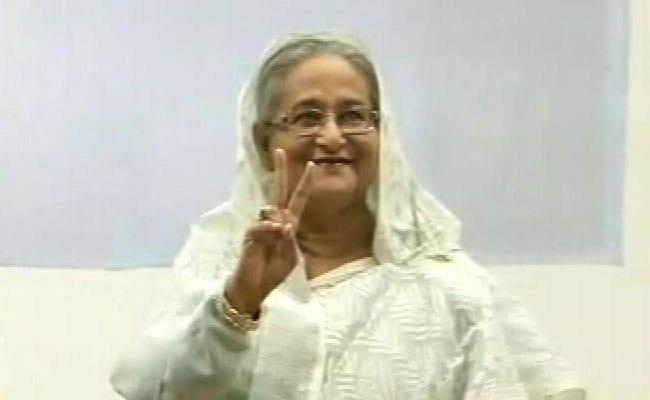 Sheikh Hasina Sworn In As Bangladesh Prime Minister