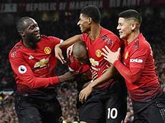 PL: Manchester United Romp To 4-1 Win Against Struggling Fulham
