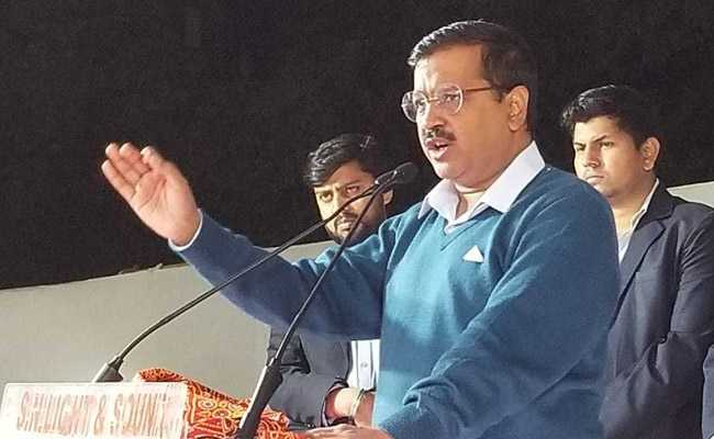 Arvind Kejriwal To Mobilise Public Opinion For Delhi's Full Statehood