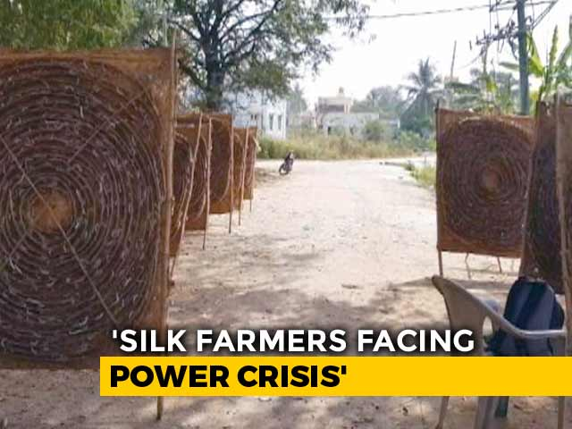 Video : Karnataka's Silk Farmers' Water Worries