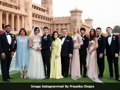 Priyanka Chopra And Nick Jonas Post New Pics From Their Wedding