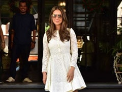 Kim Sharma's Laser Cut Dress Will Make You Want To Get One Too