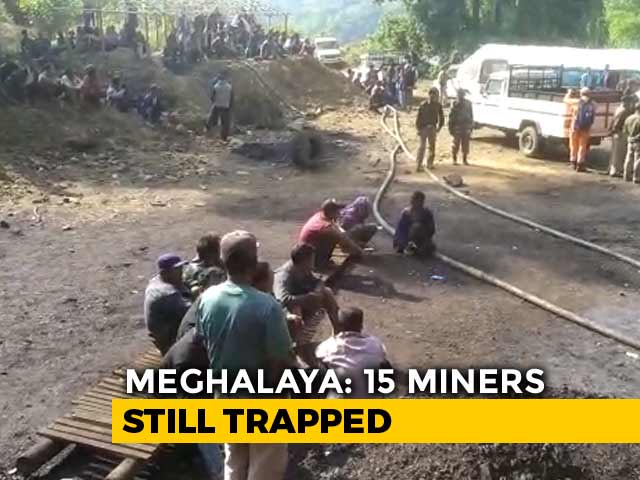 "Video : ""Risky But We Need Money,"" Say Those Working In Meghalaya's Illegal Mines"