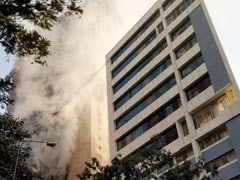 Year After Mumbai's Kamala Mills Blaze, Another Fire Near Compound