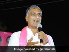 """Victory Of Telangana's Self Respect"": KCR's Nephew On Party Lead"