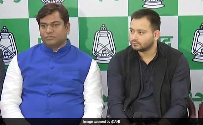 After Bihar Grand Alliance Exit, Mukesh Sahni's Party To Fight All Seats
