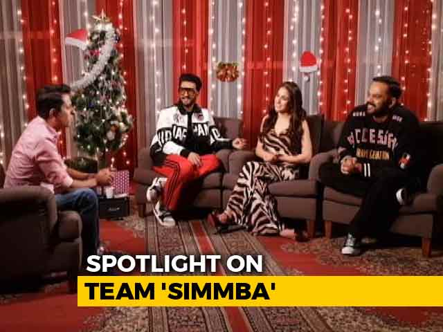Video : In Conversation With Team <i>Simmba</i>