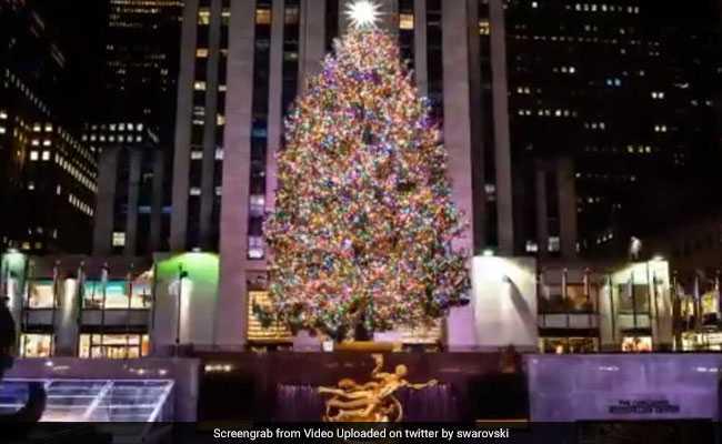 Christmas Ice Skating Rink Decoration.How An Ice Skate Salesman Made New York S Rockefeller Center