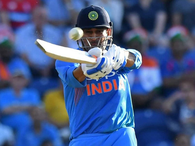 MS Dhoni returns to India's T20I squad for New Zealand tour