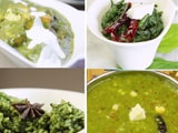 Video : 4 Must-Try Palak Recipes