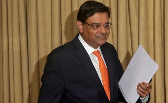 'Effective Immediately': Urjit Patel Statement On Stepping Down As RBI Governor