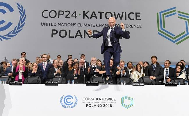 COP24: Nations agree on global climate pact rules after impasse