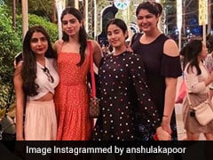 Anshula Kapoor To Ring In Her 26th Birthday With Sisters Janhvi And Khushi In Singapore