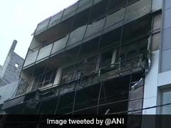 Fire Breaks Out At Furniture Shop In West Delhi: Officials