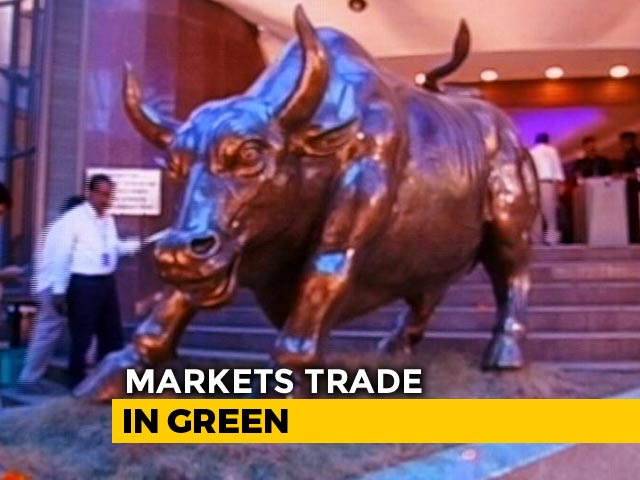 Video : Sensex Surges Over 200 Points, Nifty Hits 10,600