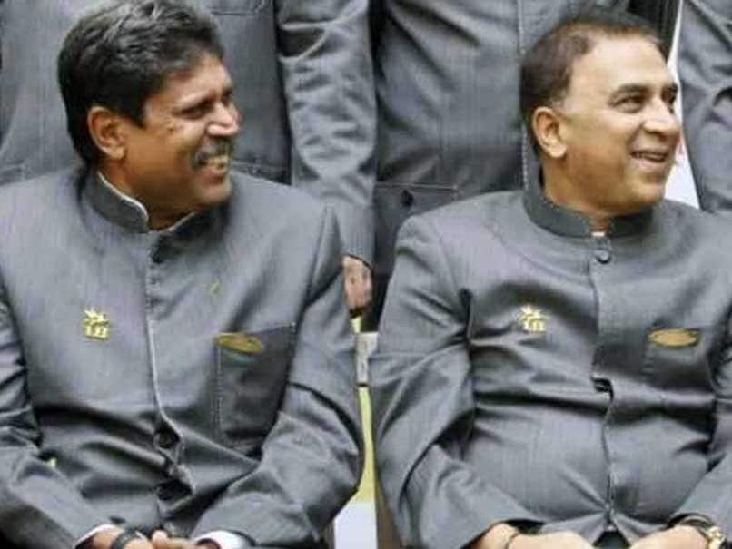 Sunil Gavaskar Lauds Kapil Dev; Says Would Fetch Rs 25 Crore In IPL Auction