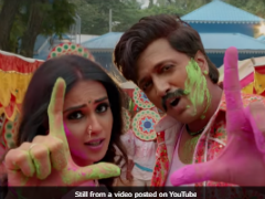 Riteish Deshmukh And Genelia D'Souza Share Screen Space After 4 Years In <i>Mauli</i> Song  <i>Dhuvun Taak</i>