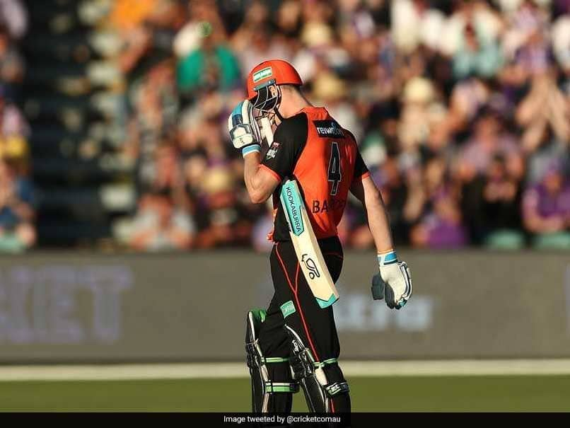 Nervous Cameron Bancroft Disappoints On Return From Ban