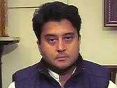"""Like My Father, Don't Have Hunger For Any Post"": Jyotiraditya Scindia To NDTV"