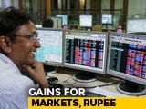 Video : Sensex Surges Over 150 Points, Nifty Hits 10,650