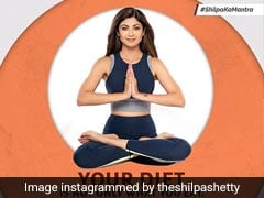 Shilpa Shetty Kundra Surely Knows How To Burn Extra Calories; Watch The Full Video Here