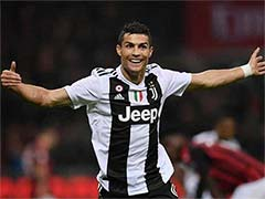 Cristiano Ronaldo Brace Against Sampdoria Seals New Record For Juventus