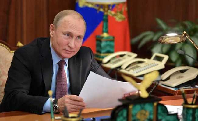 Hope AK-203 Rifles Will Help Indian Security Forces, Says Vladimir Putin