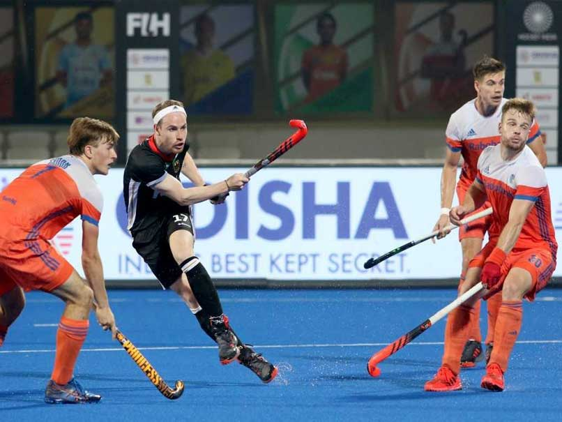 Hockey World Cup 2018: Germany Thrash Netherlands, Malaysia Hold Pakistan To A Draw