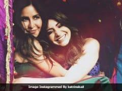 <i>Zero</i> Stars Katrina Kaif And Anushka Sharma Bring Christmas Vibes On Instagram