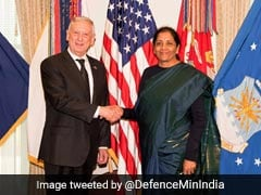 India, US To Enhance Defence Ties As Nirmala Sitharaman Visits Pentagon