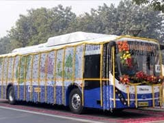 Delhi Government Starts Trials Of  Olectra-BYD eBuzz K9 Electric Bus To Combat Pollution
