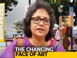 "Video : Wall Of Fame ""Whitewashed"" In Kolkata, Artist's Public Art Gone For Good"