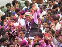 Landslide Win For Congress Ends BJP's 15-Year Rule In Chhattisgarh