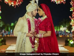 Priyanka Chopra And Nick Jonas Post Wedding Pics: 'Forever Starts Now'