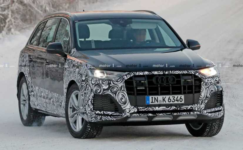 The 2020 Audi Q7 is likely to come with mainly cosmetic changes and possibly an updated cabin