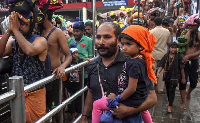 Sabarimala Temple Opens For 21-Day Festival Amid Heavy Security