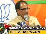 "Video : Defeat ""Perhaps Because of Me"", Not Centre, Says Shivraj Singh Chouhan"