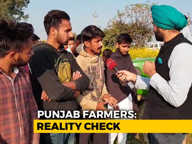 Video : India's Agrarian Crisis: What Young Farmers Think