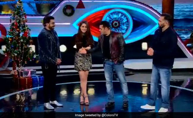 Bigg Boss 12: सलमान खान ने रणवीर सिंह और सारा अली खान के साथ मिलकर उड़ाया करण जौहर का मजाक, देखें Video