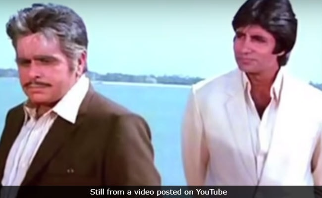 On Dilip Kumar's 96th Birthday, A Post From Amitabh Bachchan To The 'Ultimate Master Of His Craft'