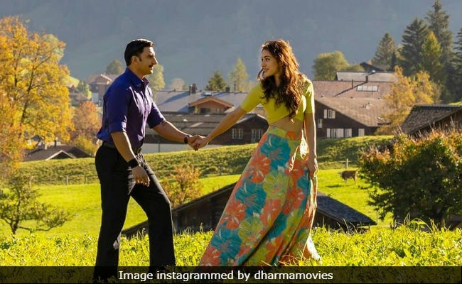 Today's Big Release: Ranveer Singh And Sara Ali Khan's Simmba